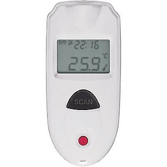 VOLTCRAFT IR110-1S IR thermometer Display (thermometer) 1:1 -33 up to +110 °C Pyrometer