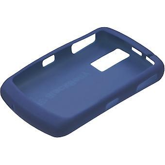 BlackBerry silikoni iho tapauksessa BlackBerry 8300, 8310, 8320, 8330 (sininen)