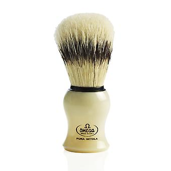 Omega 80266 Pure Bristle Shaving Brush