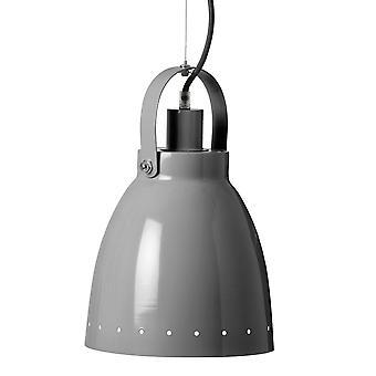 Kristallkrona hängande lampa för sovrummet gjort av rådjur grå
