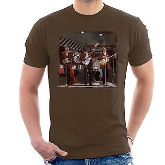 TV Times The Kinks på Ready Steady Go mäns T-Shirt