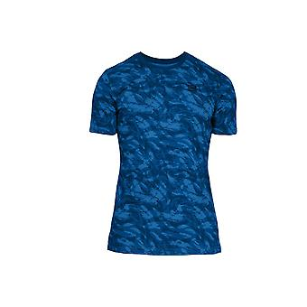Under Armour AOP Sportsle SS 1305671-437 Mens T-shirt