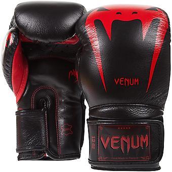 Venum Giant 3,0 guantes de boxeo negro