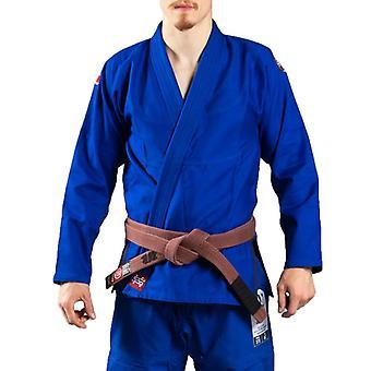 Scramble atleta V4 375 BJJ Gi azul