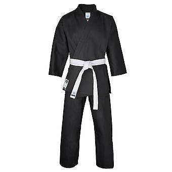 Bytomic volwassen Student zwarte Karate Uniform