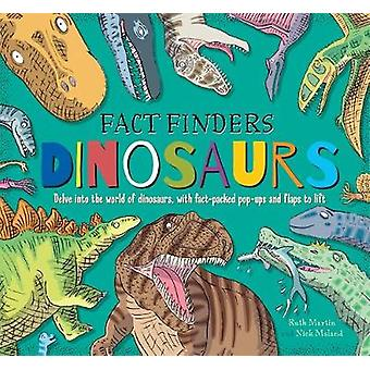 Fact Finders - Dinosaurs by Ruth Martin - Nick Maland - 9781783701674
