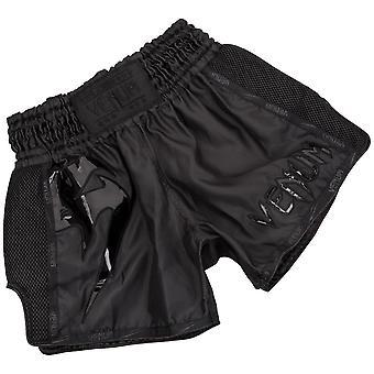 Venum reus Muay Thai Shorts zwart/zwart
