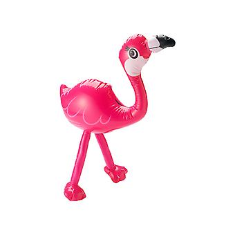 Şişme Flamingo Sıcak pembe 55cm 22in Summer Beach Beach Parti Havuz Aksesuar