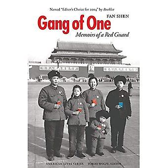 Bende van één: memoires van een Rode Garde (Amerikaanse levens)