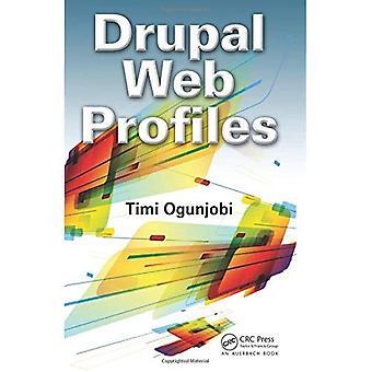 Drupal Web Profiles