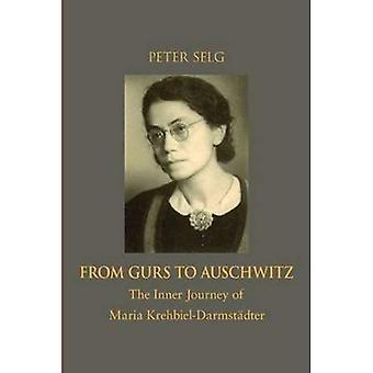 Van Gurs naar Auschwitz: de innerlijke reis van Maria Krehbiel-Darmstadter