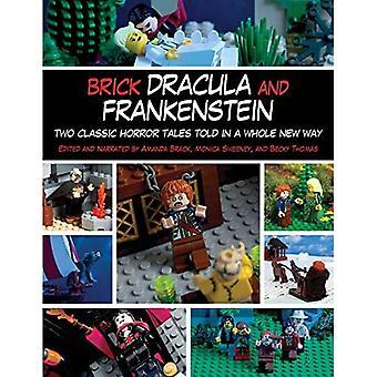 Baksteen Dracula en Frankenstein