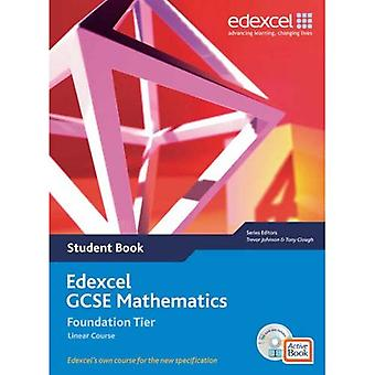 Edexcel GCSE Maths: Linear Foundation Student Book and Active Book