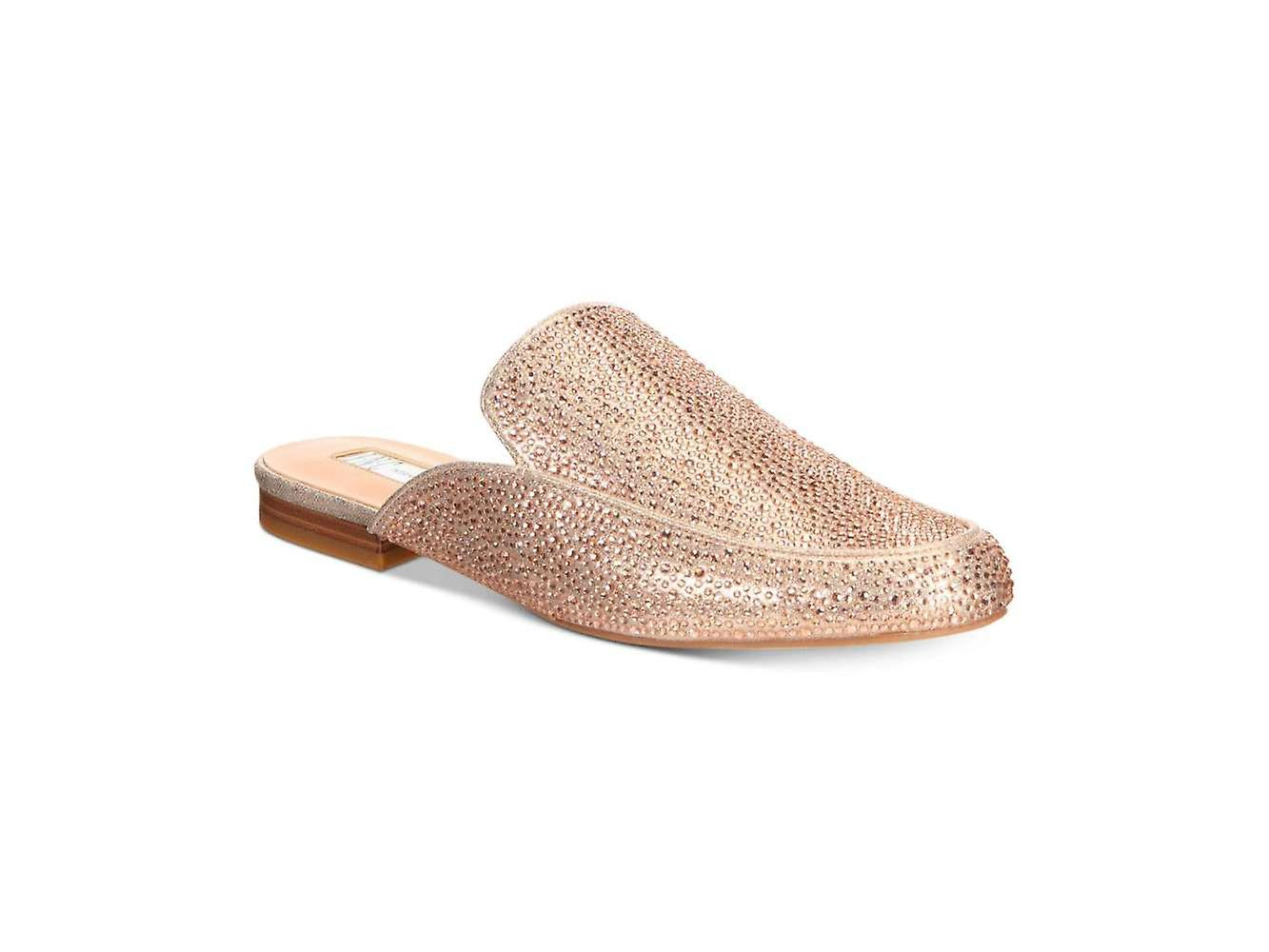 ØKES internasjonale konsepter kvinners Gannie 12 stoff lukket tå Loafers