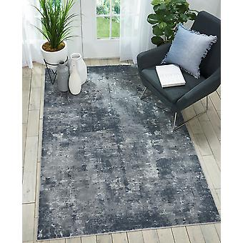 Rustic Textures RUS05 Grey  Rectangle Rugs Modern Rugs
