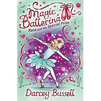 Rosa och specialpris (magisk Ballerina)