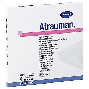 ATRAUMAN DRESSING 7.5X10CM 499513 10