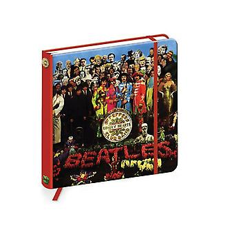The Beatles Notebook Sgt Pepper band logo new Official quality hardback journal