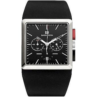 Tanskan design Miesten Watch IQ13Q869 chronographs