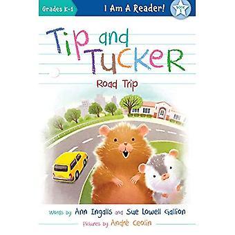 Pointe et Tucker Road Trip (je suis un lecteur: astuce et Tucker)