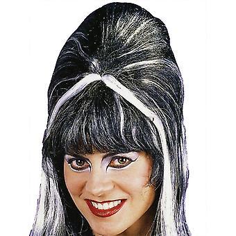 High Vampiress Wig For Halloween