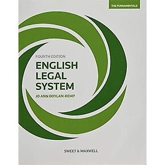 English Legal System - The Fundamentals by English Legal System - The F