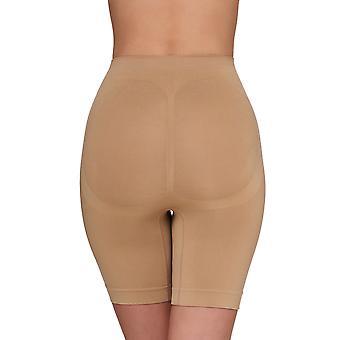 Susa 5511-10 kvinnors hud Beige Knickers Trosa Full Brief