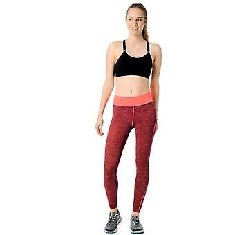 Jerf- Womens-inkoo -red Melange - Active Leggings