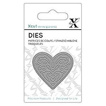 Xcut Dinky Die (1kpl)-sydän (XCU 503172)