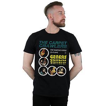 Genesis Men's The Carpet Crawlers T-Shirt
