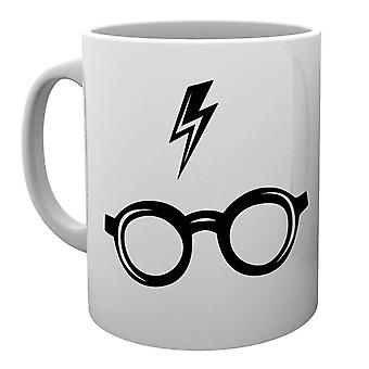 Harry Potter lasit muki