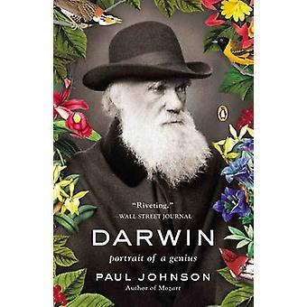 Darwin - Portrait of a Genius by Paul Johnson - 9780147509772 Book