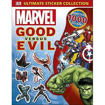 Marvel - Good VS Evil Ultimate Sticker Collection by DK - 978024124966