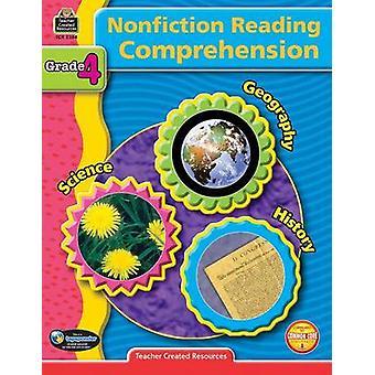 Nonfiction Reading Comprehension Grade 4 by Debra Housel - 9780743933