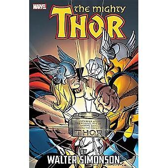 Thor by Walt Simonson Vol. 1 by Walter Simonson - 9781302908881 Book