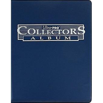 Ultra Pro 9 zseb portfolió gyűjtők kék kártya játék