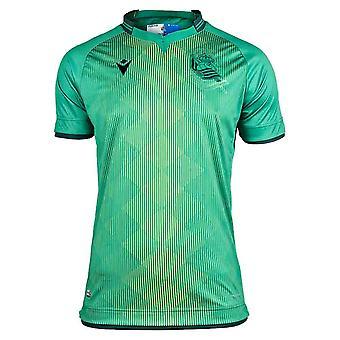 2019-2020 Real Sociedad bort skjorta