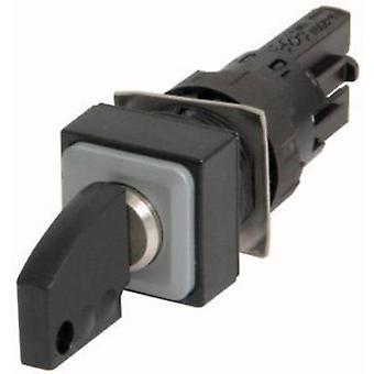 Interruptor de llave Eaton Q18S1R + protección anti-giro Negro 1 x 45 x 1 ud(s)