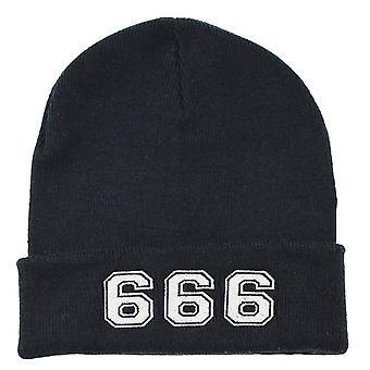 Darkside - 666 occult beanie - unisex