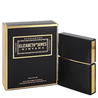 Nirvana black eau de parfum spray door elizabeth en james 545519 30 ml