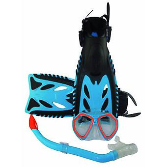 Cladellas  Fin, goggle and tube set (Babies and Children , Toys , Others)