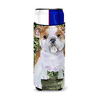 English Bulldog Ultra Beverage Insulators for slim cans SS8735MUK