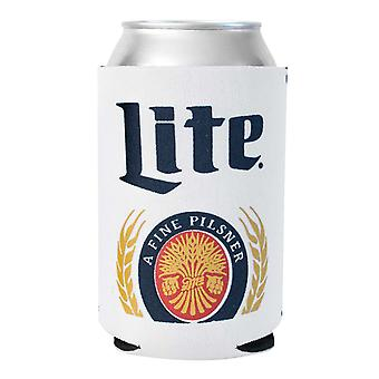 Miller Lite wit kan isolator