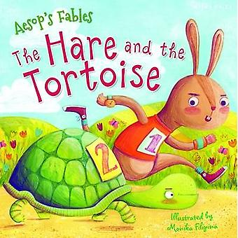 Aesop-apos;s Fables the Hare and the Tortoise de Miles Kelly - 97817861700