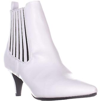 Bar III Womens Elizaa Pointed Toe Ankle Chelsea Boots