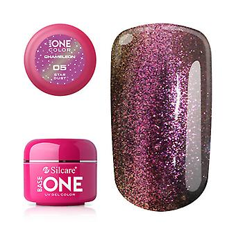 Base one-Chameleon-Star dust 5g UV gel