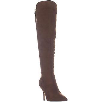 Marc Fisher Womens Thora2 Pointed Toe Over Knee Fashion Boots
