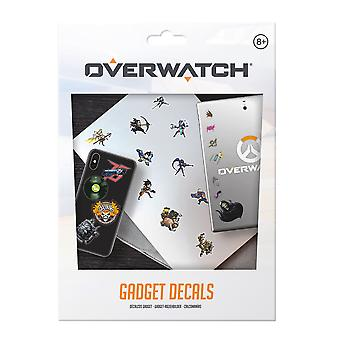 Calcomanías de Gadget Overwatch