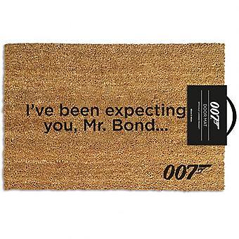 James Bond Doormat