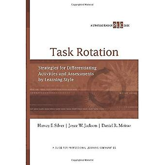 Task Rotation: Strategies for Differentiating Activities and Assessments by Learning Style